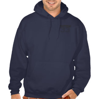 panthers_33WHITE Hooded Sweatshirt
