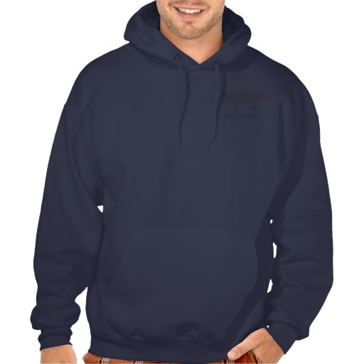 panthers_33WHITE Hooded Sweatshirt
