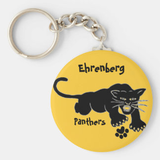 Panthers Keychain
