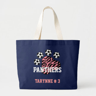 Panthers Soccer Tote