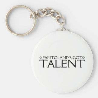 Pantoland's Got Talent Keychain