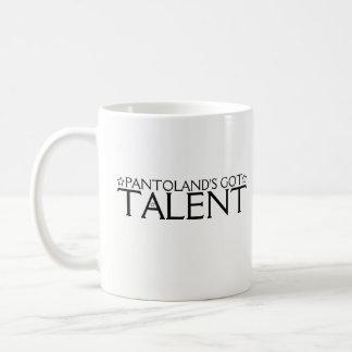 Pantoland's Got Talent logo mug