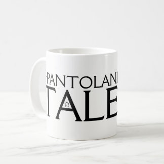 Pantoland's Got Talent wraparound logo mug