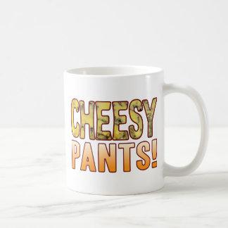 Pants Blue Cheesy Coffee Mug