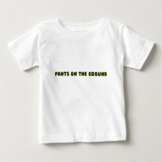 pants on the ground t shirts