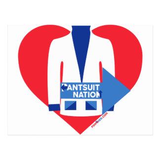 Pantsuit Nation Power Postcard