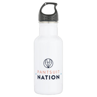 Pantsuit Nation Water Bottle
