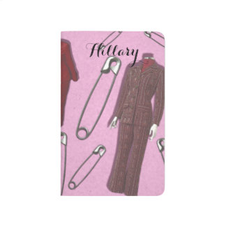 Pantsuits and Safety Pins Journals