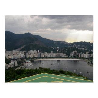 pao de açuacr1 postcard