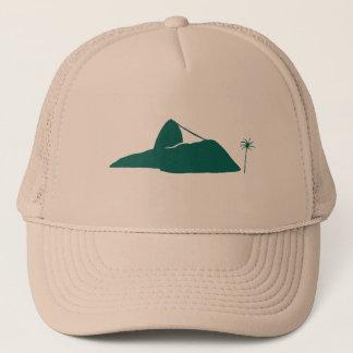 Pão de Açúcar Rio Brasil Trucker Hat