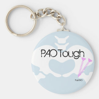 PAO Tough Recovery Keychain