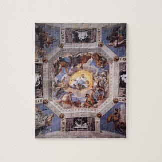Paolo Veronese: Olympus Room Puzzle