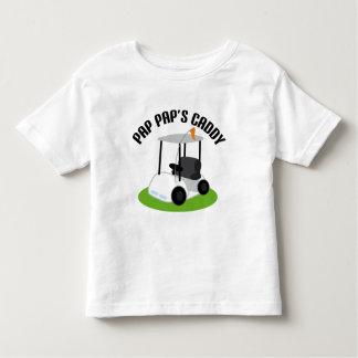 Pap Paps Caddy (Golf) Toddler T-shirt