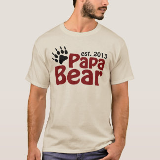 Papa Bear Claw 2013 T-Shirt