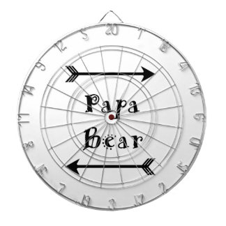 Papa Bear Dartboard