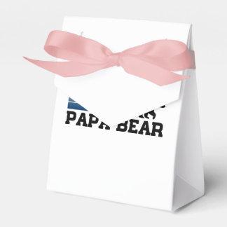 Papa Bear Favor Box