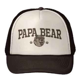 Papa Bear Gift Ideas for Dad Trucker Hat