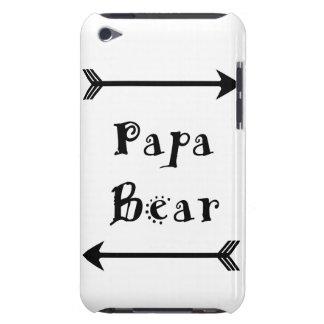 Papa Bear iPod Case-Mate Case