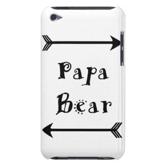 Papa Bear iPod Touch Cases