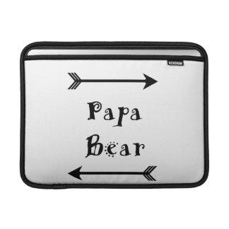 Papa Bear MacBook Sleeve