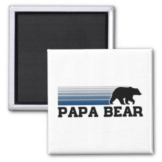 Papa Bear Magnet