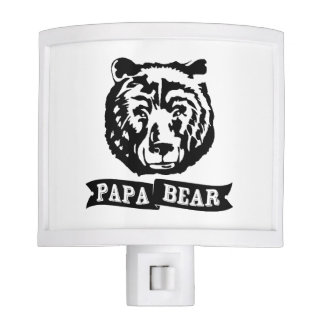 Papa Bear Night Lites