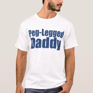 Papa Cheville-À jambes T-shirt