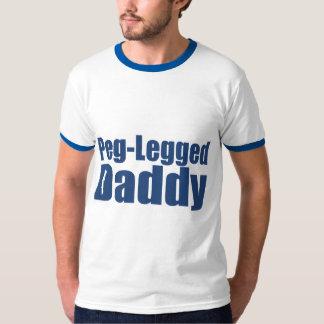 Papa Cheville-À jambes Tshirts