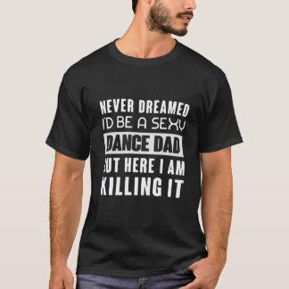 Papa de danse t-shirt
