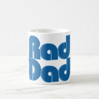 Papa de rad mug