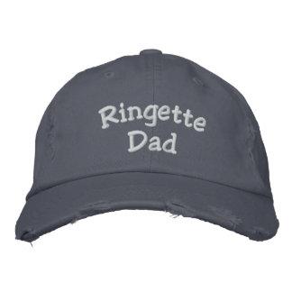 """""""Papa de Ringette """" Casquette Brodée"""
