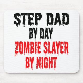 Papa d'étape de tueur de zombi tapis de souris