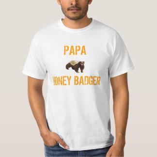 PAPA HONEY BADGER T-Shirt