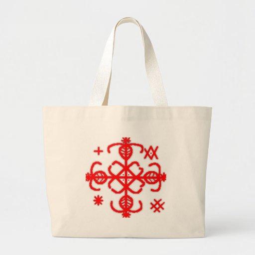 Papa Legba Wear Canvas Bags