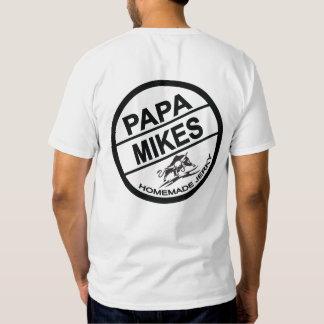 Papa Mikes Homemade Jerky Logo Shirts