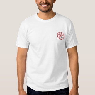 Papa Mikes Homemade Jerky Red Logo T-shirt