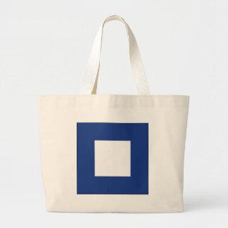 Papa (P) Signal Flag Bags