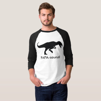 PAPA-saurus Long Sleeve T-shirt