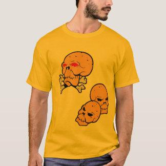 papa & skulls bones halloween design shirt spooky