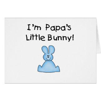 papabunnyblue card