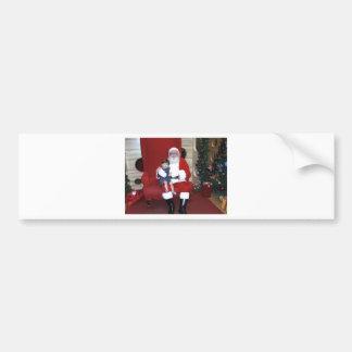 Papai_noel_-_santa_claus_ Bumper Sticker