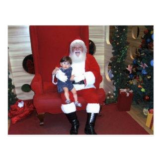 Papai_noel_-_santa_claus_ Postcard