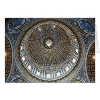 Papal Basilica of Saint Peter Card