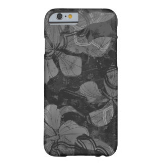 Papaloa Hibiscus Hawaiian Lava Rock Painting Barely There iPhone 6 Case