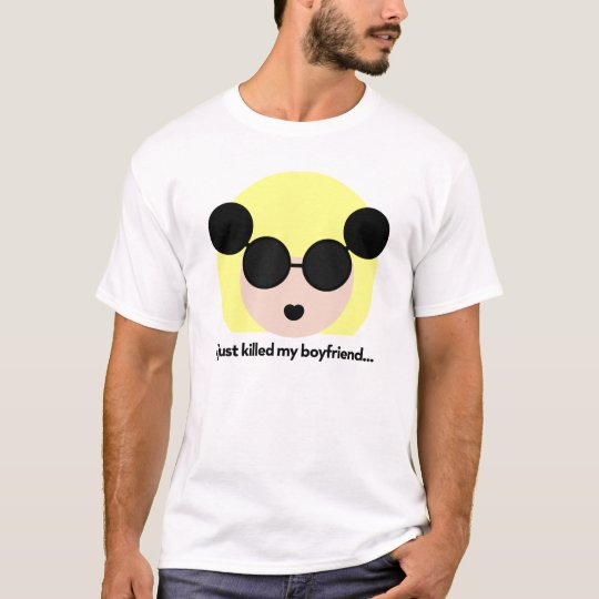 Paparazzi Boyfriend Killer T-Shirt