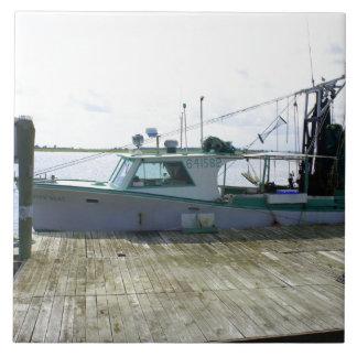 Papas Boat Tile