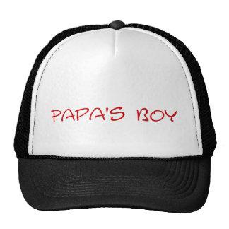 Papa's Boy  Hat