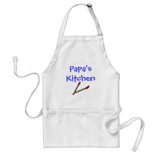 Papa's Kitchen Standard Apron