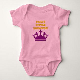 Papa's Lil Princess Baby Bodysuit