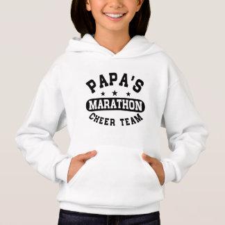 Papa's Marathon Cheer Team